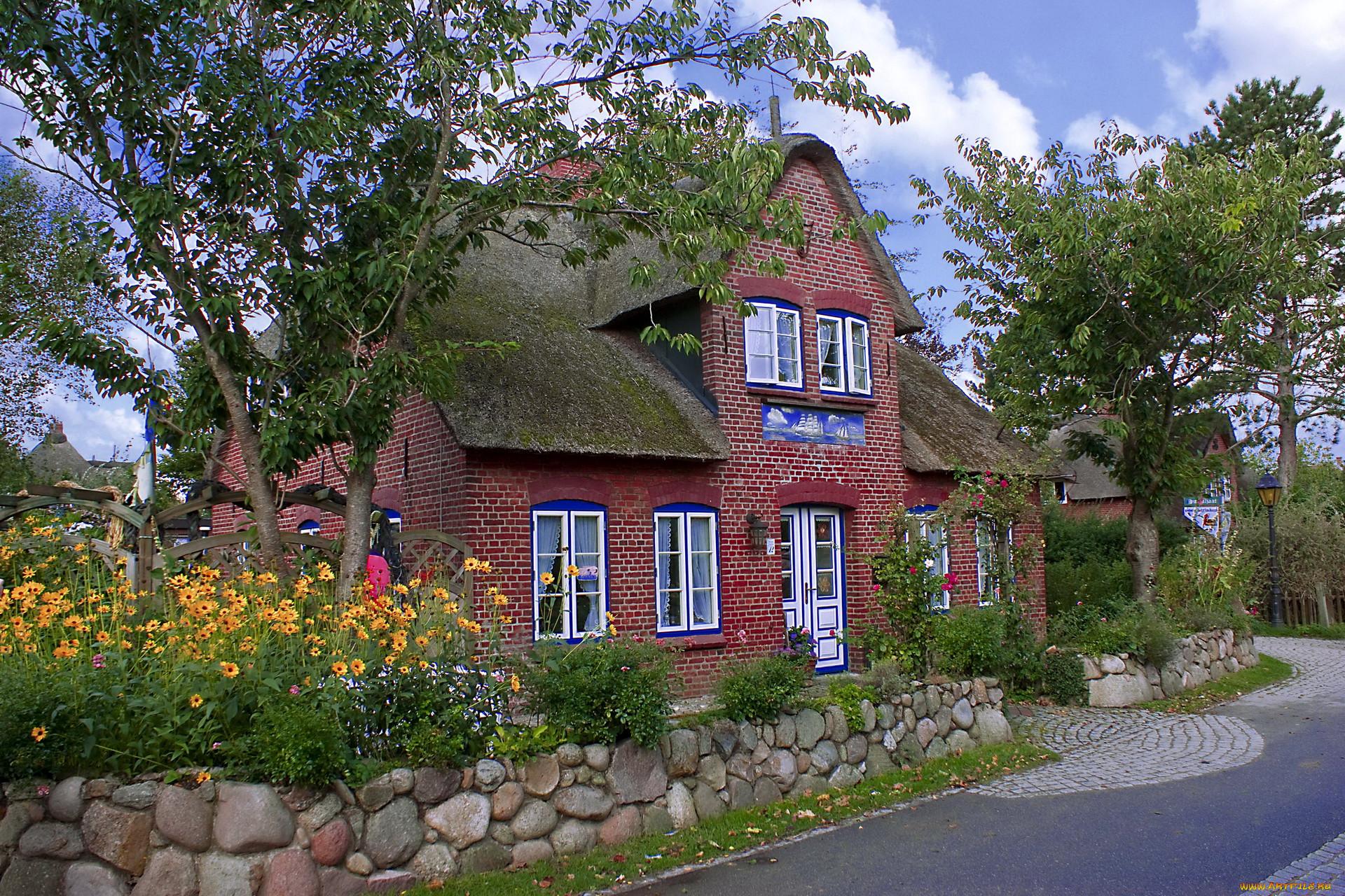 гламурный красивые сельские дома фото считают, что девочка